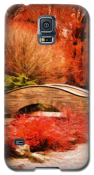 Secret Footbridge Galaxy S5 Case