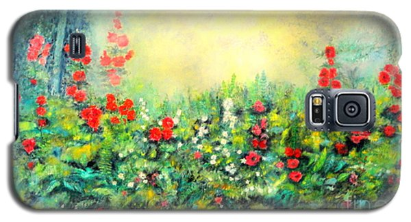 Secret Garden 2 - 150x90 Cm Galaxy S5 Case