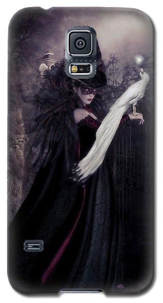 Secret Garden Galaxy S5 Case by Shanina Conway