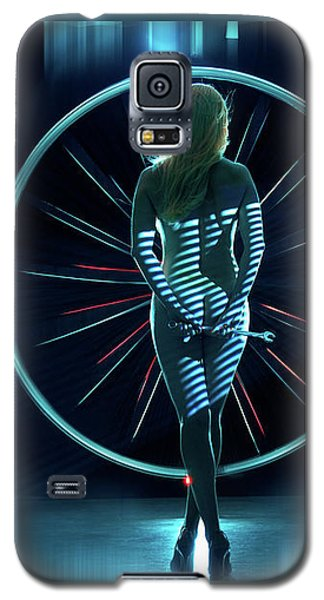 Secret Hangar Galaxy S5 Case by Dario Infini