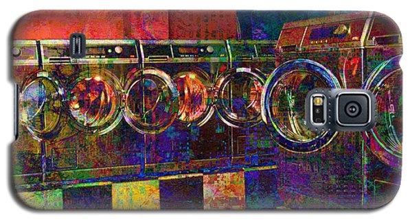 Secret Life Of Laundromats Galaxy S5 Case