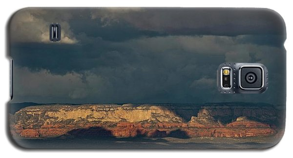 Secret Mountain Wilderness Storm Galaxy S5 Case