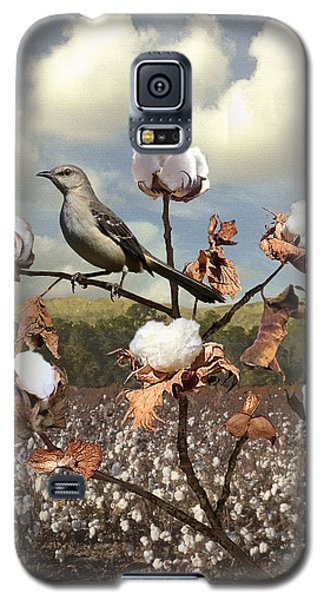 Secret Of The Mockingbird Galaxy S5 Case