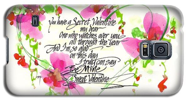 Secret Valentine Galaxy S5 Case