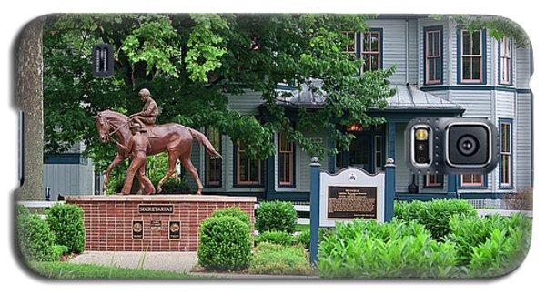 Secretariat Statue At The Kentucky Horse Park Galaxy S5 Case