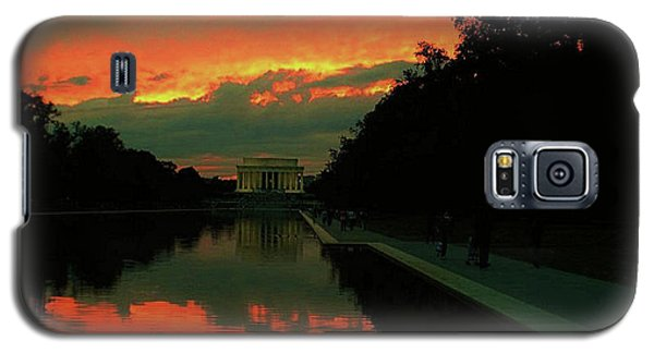 Secrets Of Dc Galaxy S5 Case
