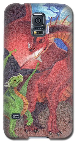 Secrets Of The Flame Galaxy S5 Case