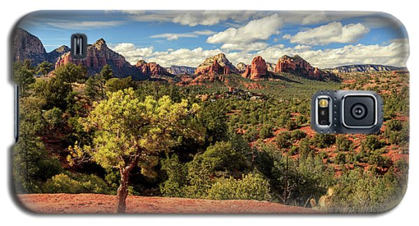 Galaxy S5 Case featuring the photograph Sedona Afternoon by James Eddy