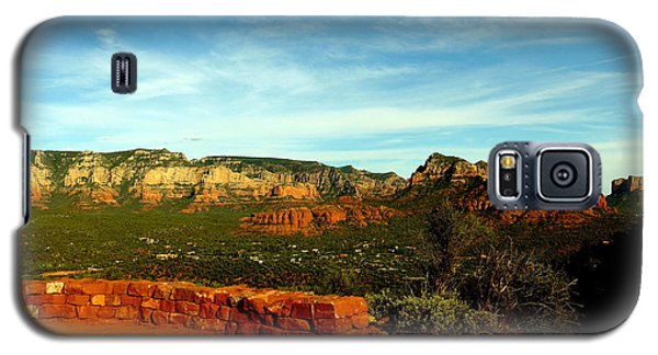 Sedona Airport Vortex Galaxy S5 Case