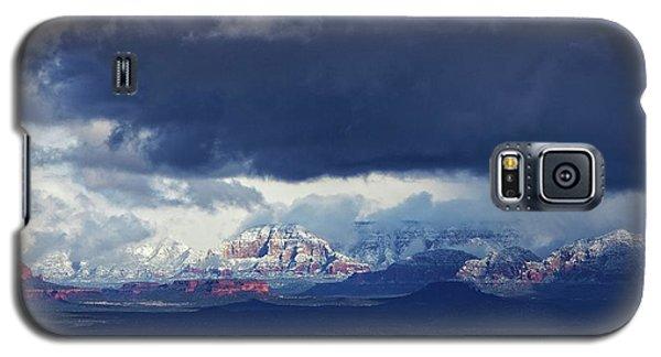 Sedona Area Third Winter Storm Galaxy S5 Case