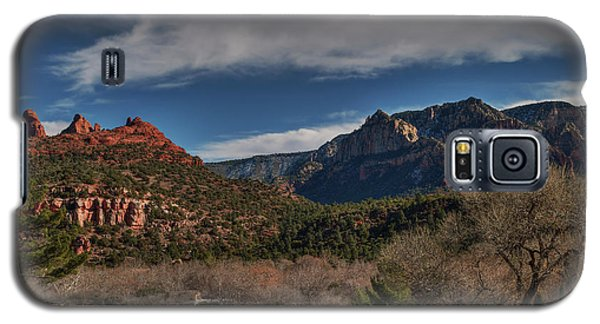 Galaxy S5 Case featuring the photograph Sedona Arizona 001 by Lance Vaughn