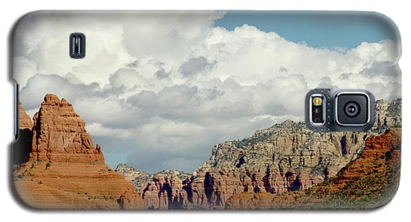 Galaxy S5 Case featuring the photograph Sedona Arizona by Bill Gallagher