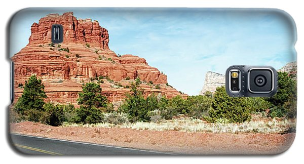Sedona Bell Rock Galaxy S5 Case