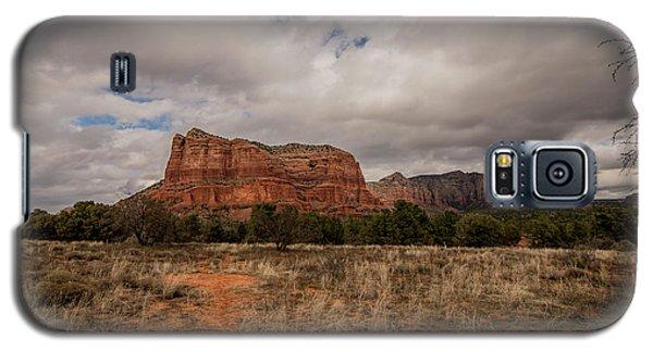 Galaxy S5 Case featuring the photograph Sedona National Park Arizona Red Rock 2 by David Haskett