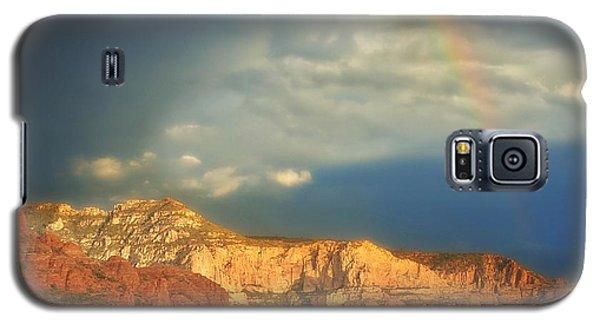 Sedona Rainbow 2 Galaxy S5 Case