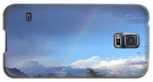 Sedona Rainbow Monsoon Galaxy S5 Case