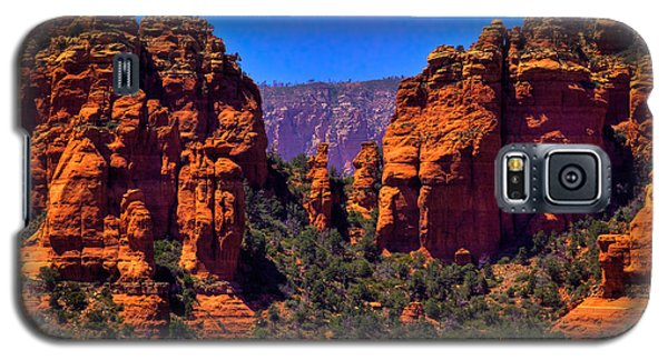Sedona Rock Formations II Galaxy S5 Case