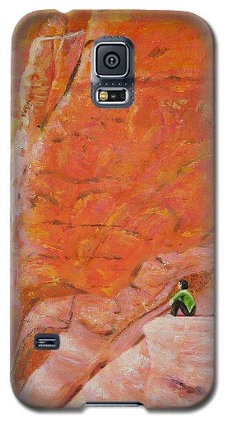 Sedona Rocks Galaxy S5 Case