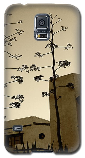 Galaxy S5 Case featuring the photograph Sedona Series - Desert City by Ben and Raisa Gertsberg
