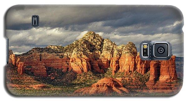 Galaxy S5 Case featuring the photograph Sedona Skyline by James Eddy