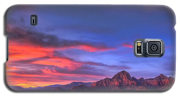 Sedona Sunset Galaxy S5 Case