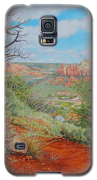 Sedona Trail Galaxy S5 Case by Mike Ivey