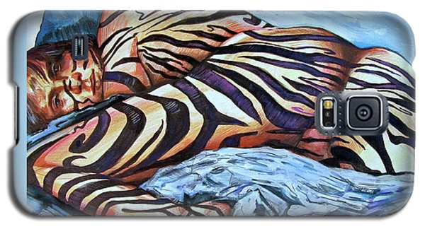 Seduction Of Stripes Galaxy S5 Case