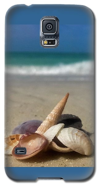 See Shells Galaxy S5 Case