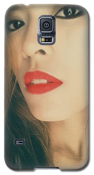 See You Through Galaxy S5 Case by Ester  Rogers