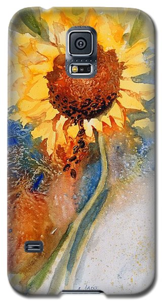 Seeds Of The Sun Galaxy S5 Case