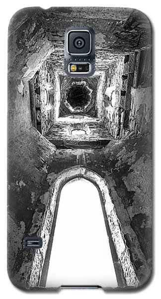 Seeing From With In Galaxy S5 Case by Terry Cosgrave