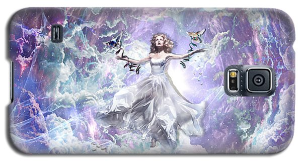 Seek And You Shall Find Galaxy S5 Case by Dolores Develde