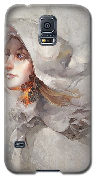 Seek V1 Galaxy S5 Case by Te Hu
