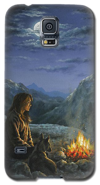 Seeking Solace Galaxy S5 Case