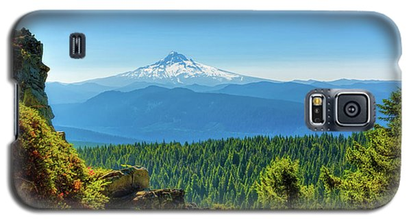 Mt Hood Seen From Beyond Galaxy S5 Case