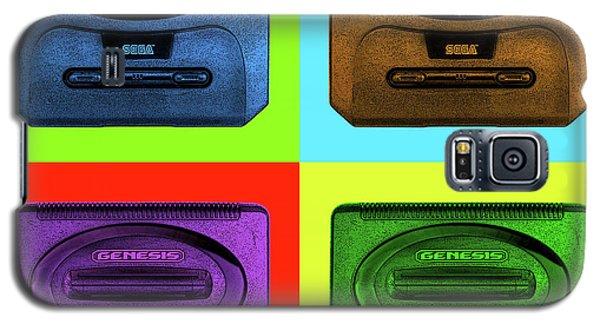 Sega Genesis Galaxy S5 Case