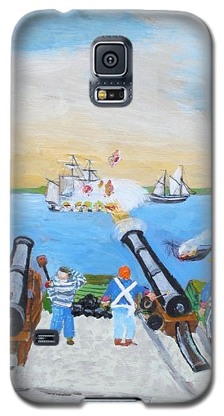 Seige Of Charleston, Sc Galaxy S5 Case