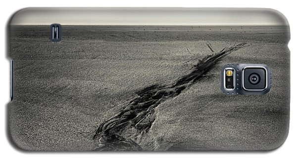 Seilebost Sand Tracks Galaxy S5 Case