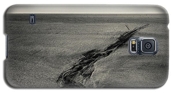 Seilebost Sand Tracks Galaxy S5 Case