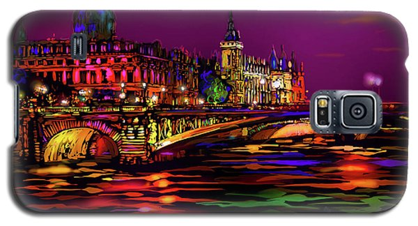 Seine, Paris Galaxy S5 Case