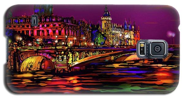 Seine, Paris Galaxy S5 Case