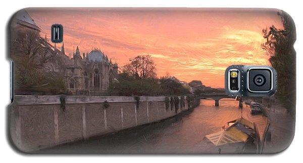 Seine River Galaxy S5 Case