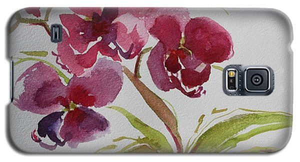 Selby Orchid II Galaxy S5 Case