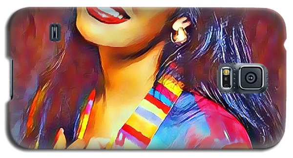 Selena Queen Of Tejano  Galaxy S5 Case