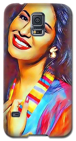 Selena Queen Of Tejano  Galaxy S5 Case