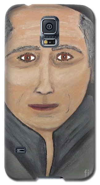 Galaxy S5 Case featuring the painting Self by Jeffrey Koss
