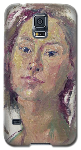 Self Portrait 1602 Galaxy S5 Case