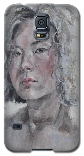 Self Portrait 1501 Galaxy S5 Case