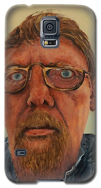Self Portrait Galaxy S5 Case