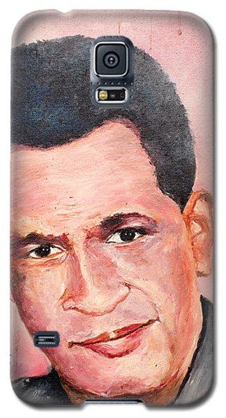 Self Portrait Of Me Galaxy S5 Case by Jason Sentuf